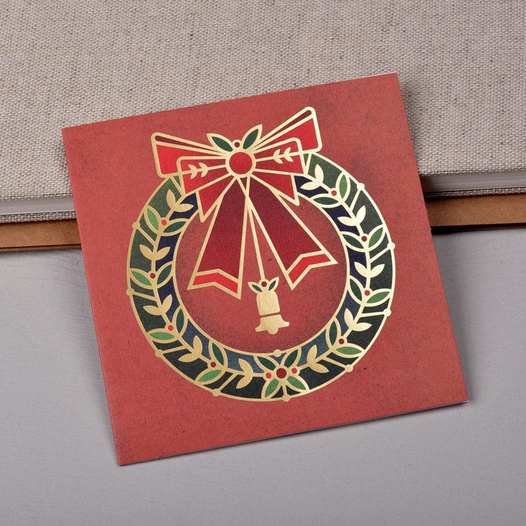 Wreath Card, photo courtesy of Stefan Govasli