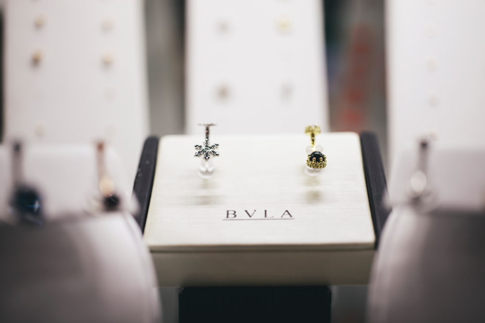 We carry BVLA earrings.