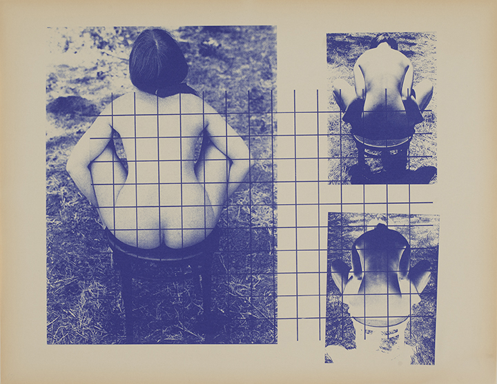 Reproduced Images by Barbara Kasten The Diazotypes
