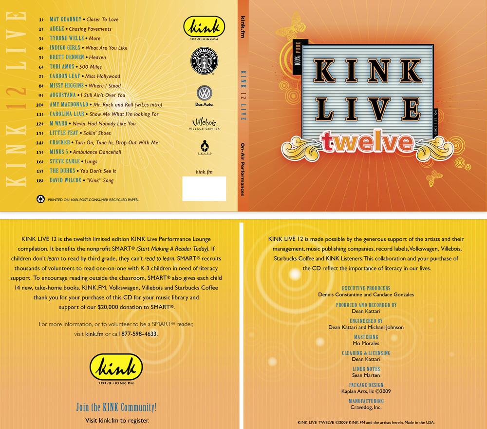 KINK Live 12
