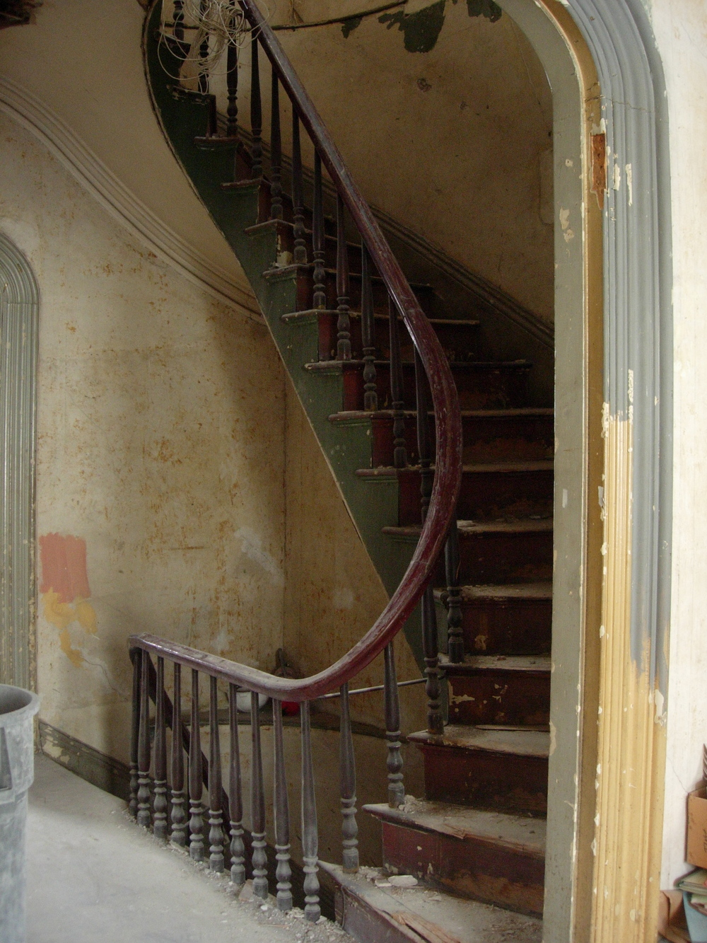 Existing Stair