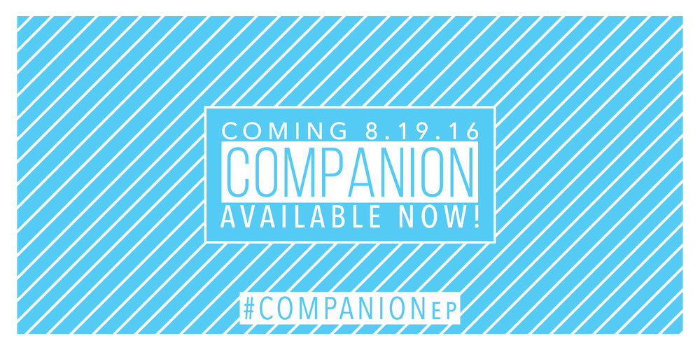 Sam Ock Companion Mini Album EP Available Now Space Single #CompanionEP