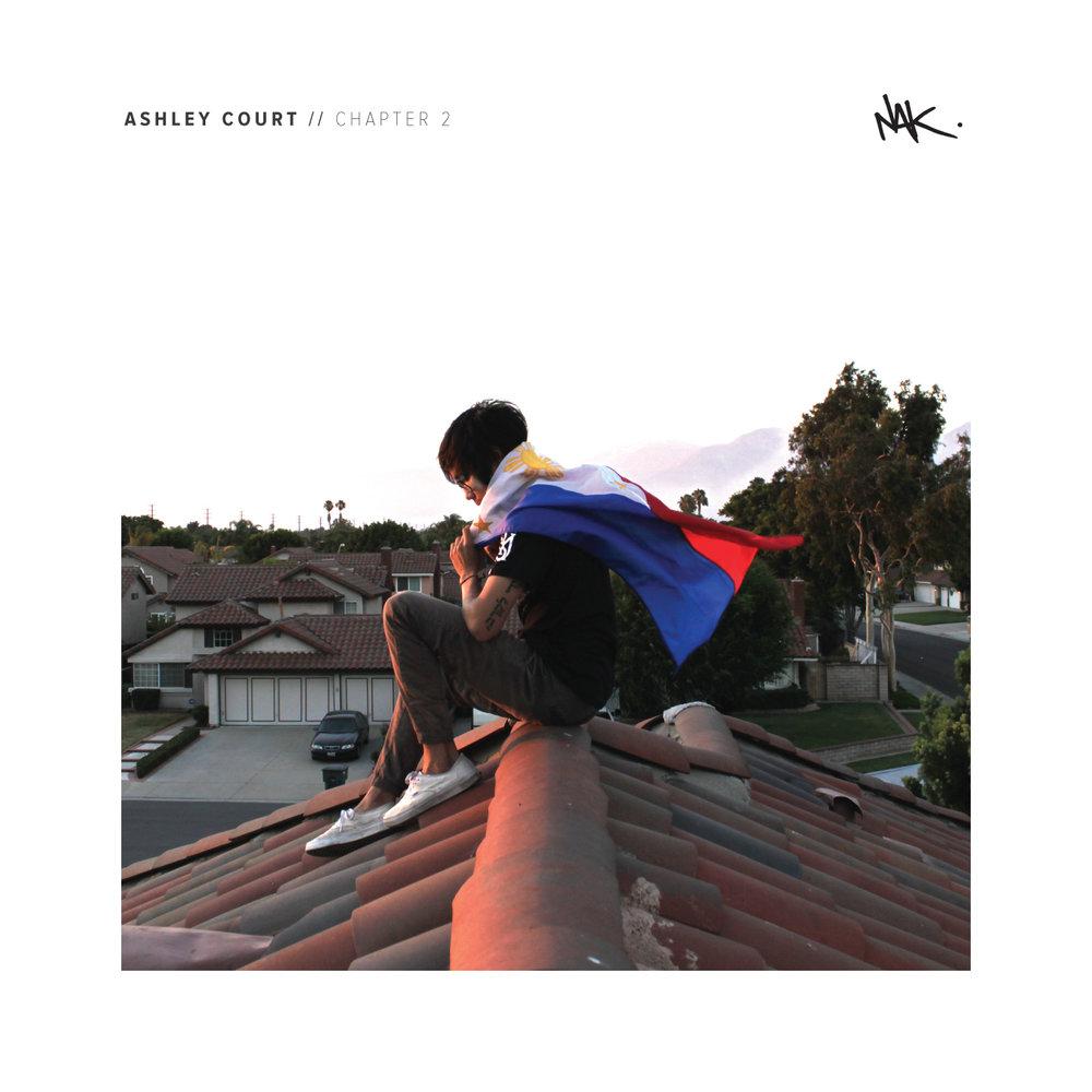 NAK - Ashley Court: Chapter II Cover Artwork