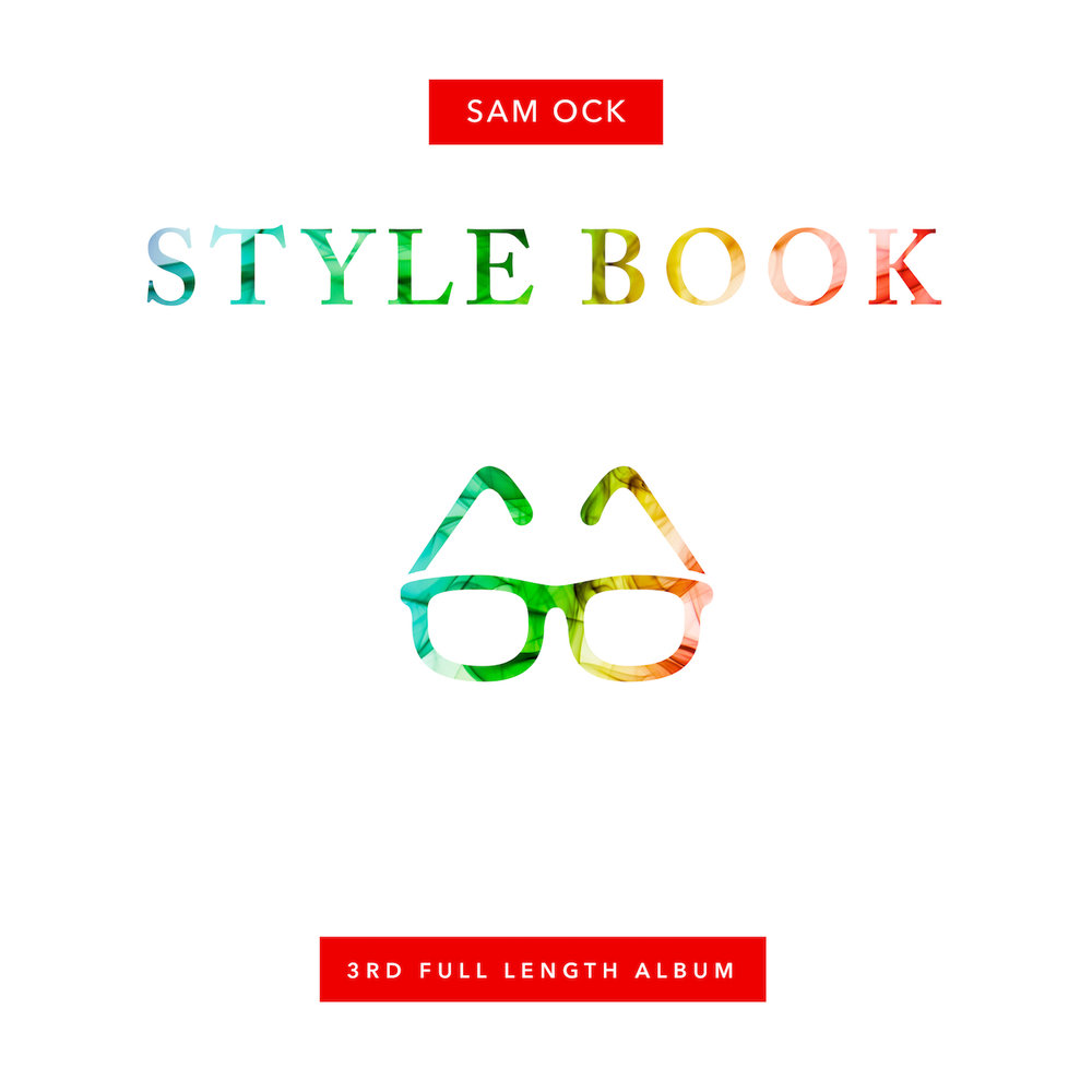 Sam Ock - Style Book Official Album Artwork Cover Art