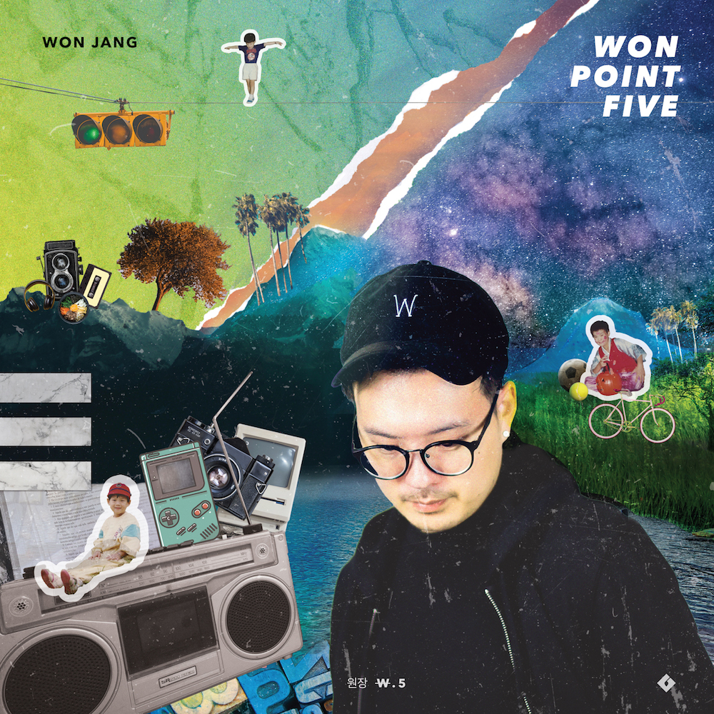 Won Jang - Won Point Five Album Artwork Cover Art