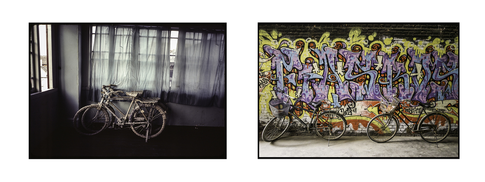 Bicycle 1980 & 2014 © 1980-2014 Stephen Verona