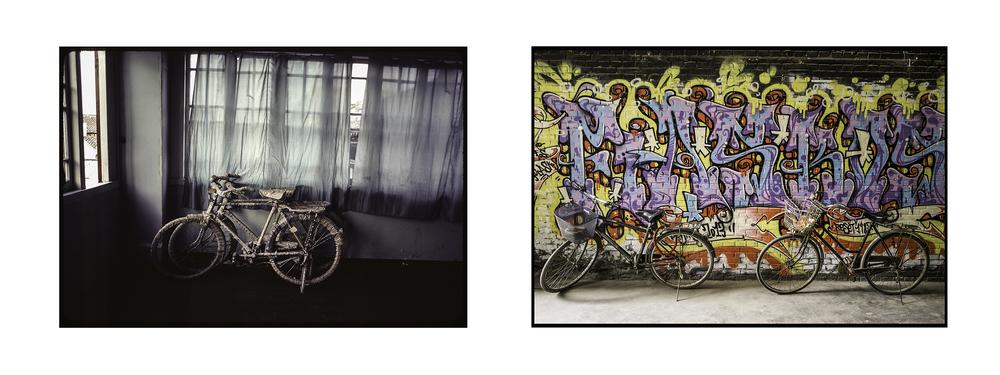 Bicycle 1980 & 2014 © 1980-2014 Stephen Verona