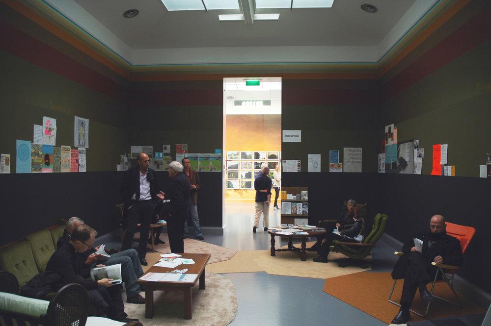 Heartland  installation view, Van Abbemuseum Eindhoven