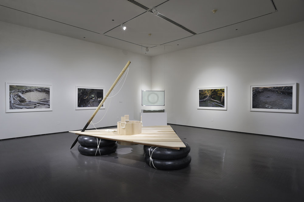 Installation view,  Bay Area Now 7 , Yerba Buena Center for the Arts, 2014.  BAN7  was curated by Betti-Sue Hertz and Ceci Moss. Courtesy of Phocasso and Yerba Buena Center for the Arts. Photo:  Phocasso/John Wilson White.