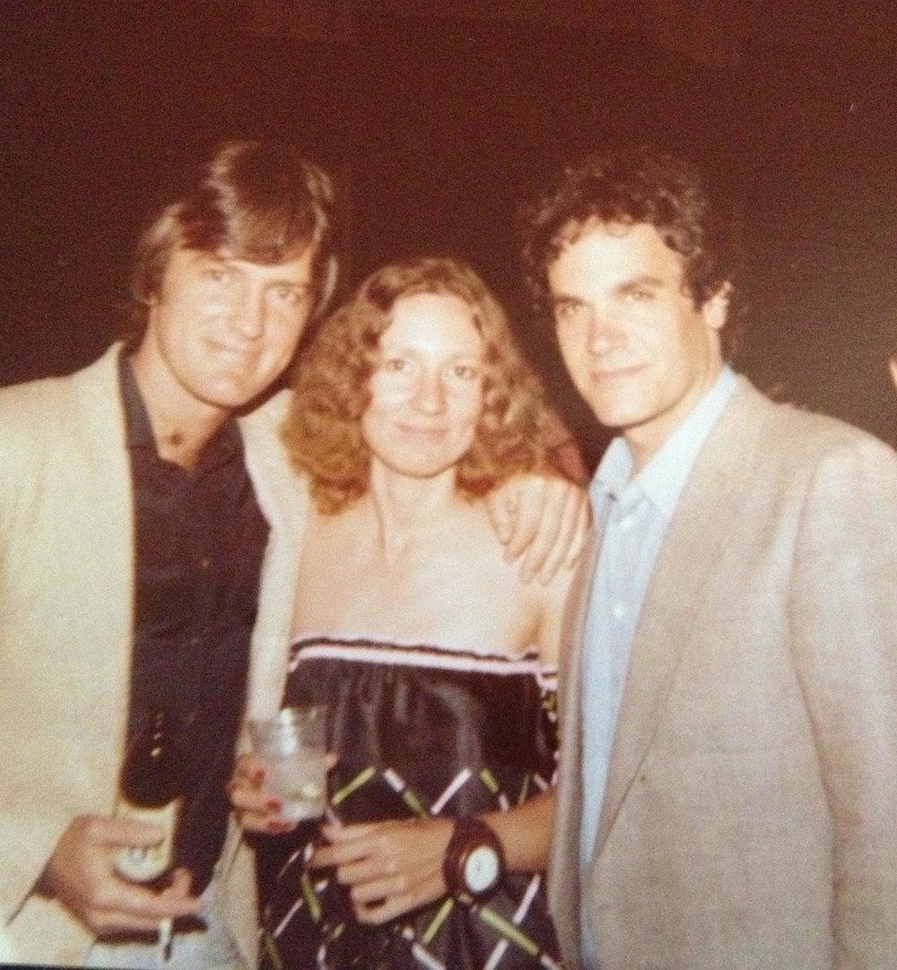 Woods Davy ,  Alexis Smith , Tony Berlant – Early '80s