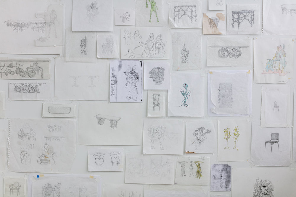Sketches by C. Schanck.