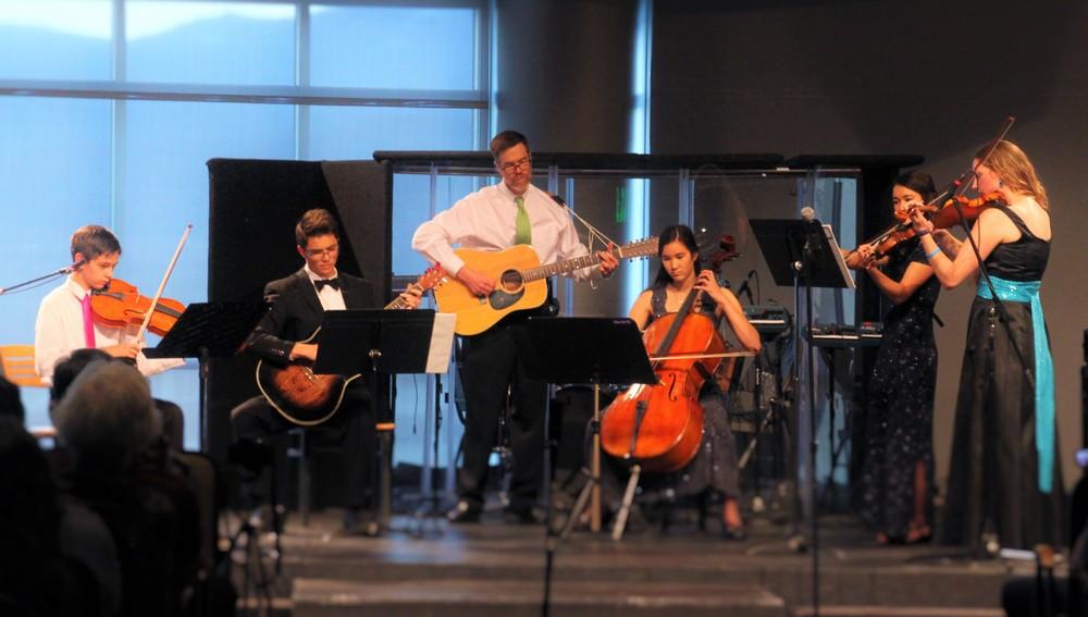 Irish Ensemble 2014