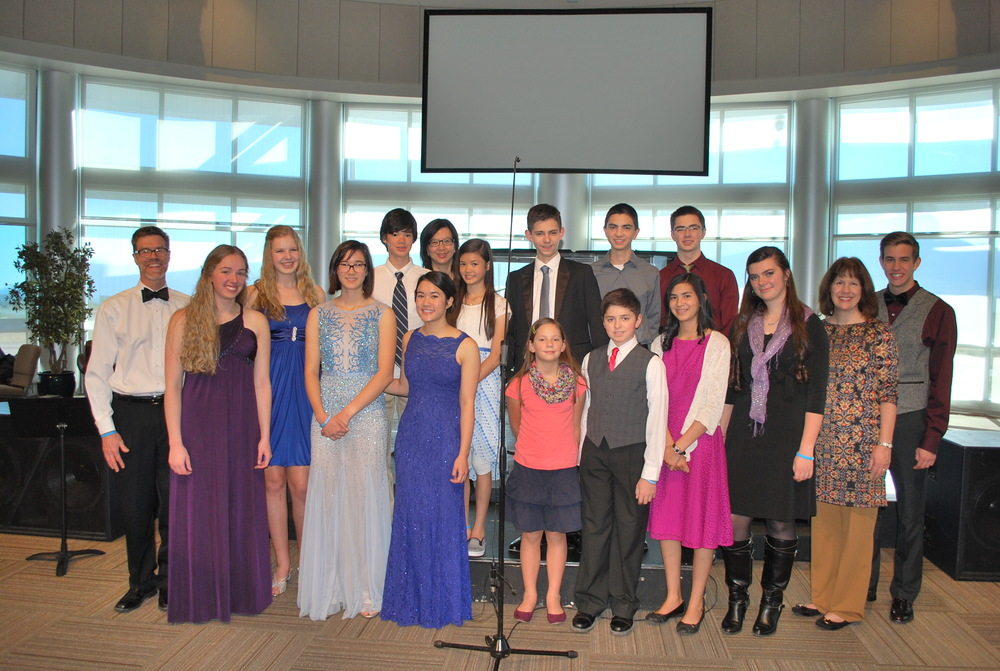 Strings for Swaziland Team 2015