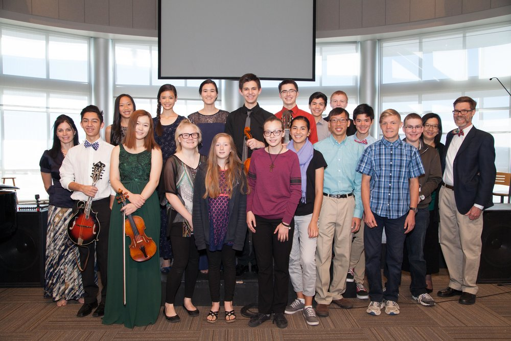 Strings for Swaziland Team 2016