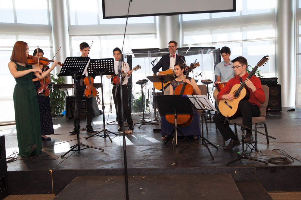 Irish Ensemble 2016