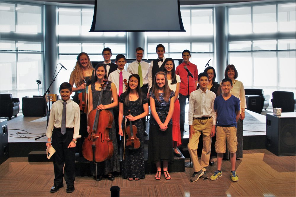 Strings for Swaziland Team 2014