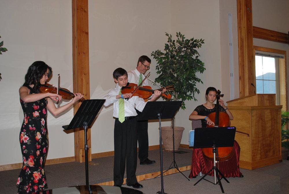 Irish Ensemble 2013