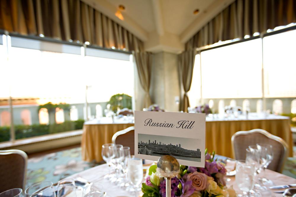 Fairmont Wedding in San Francisco Bella Notte Events