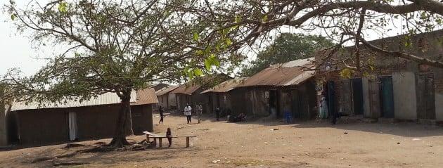 Kahendero village