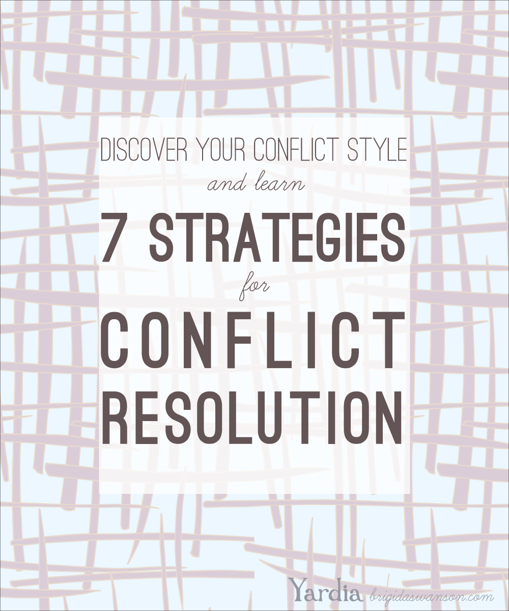 Get a better understanding of your conflict style so that you can handle disagreements with a more confident and open approach