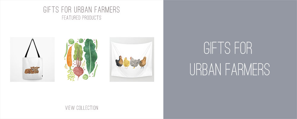 Gifts for Urban Farmers