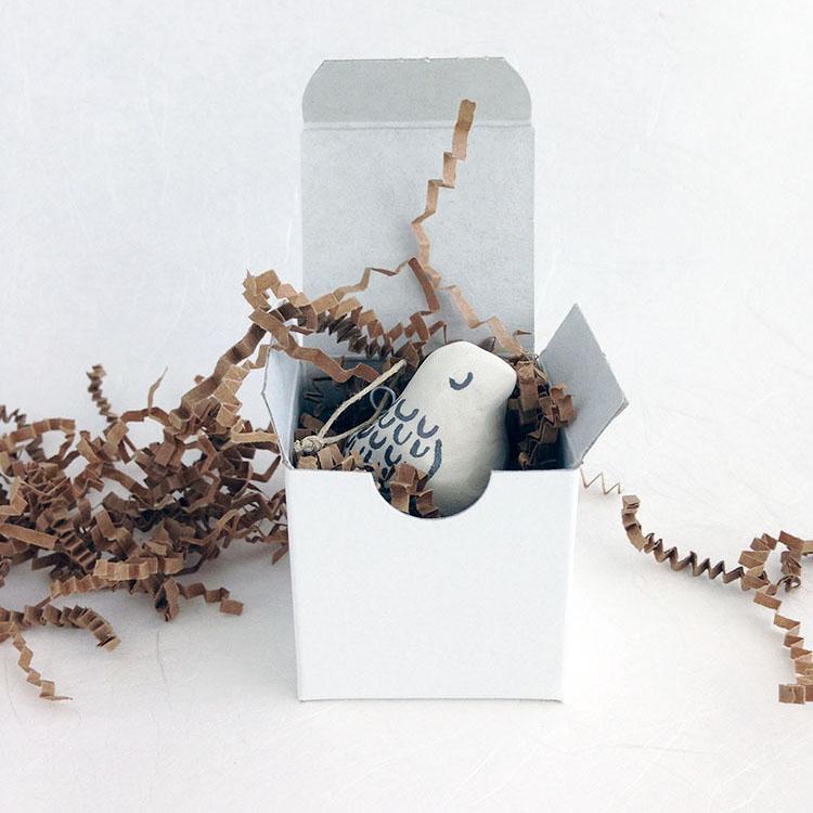 Yardia partridge ornament