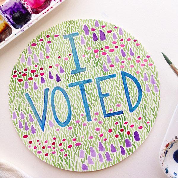 Yardia I Voted