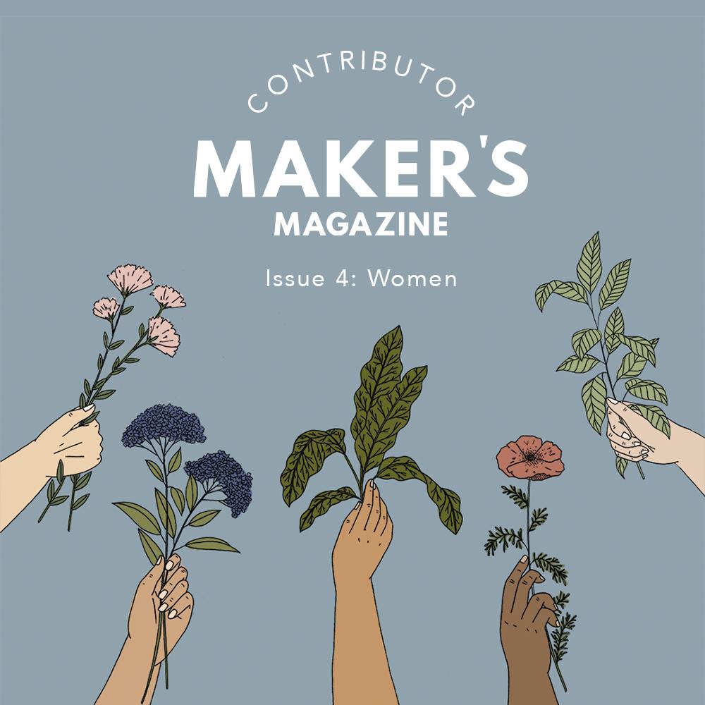 Maker's Magazine - Issue 4: Women