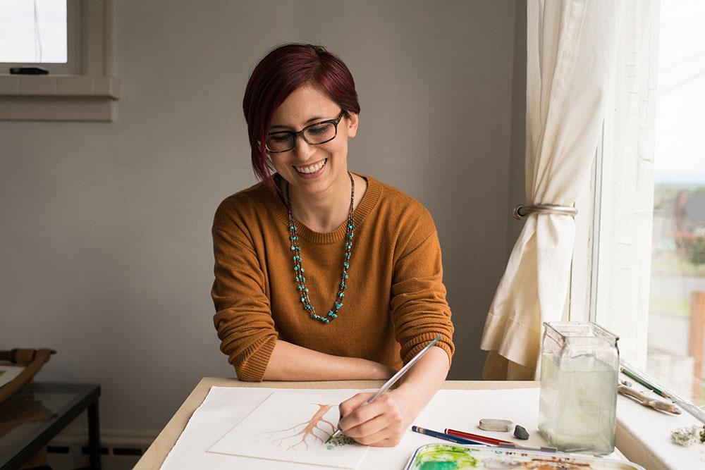 Yardia by Brigida Swanson | Art, illustration and education