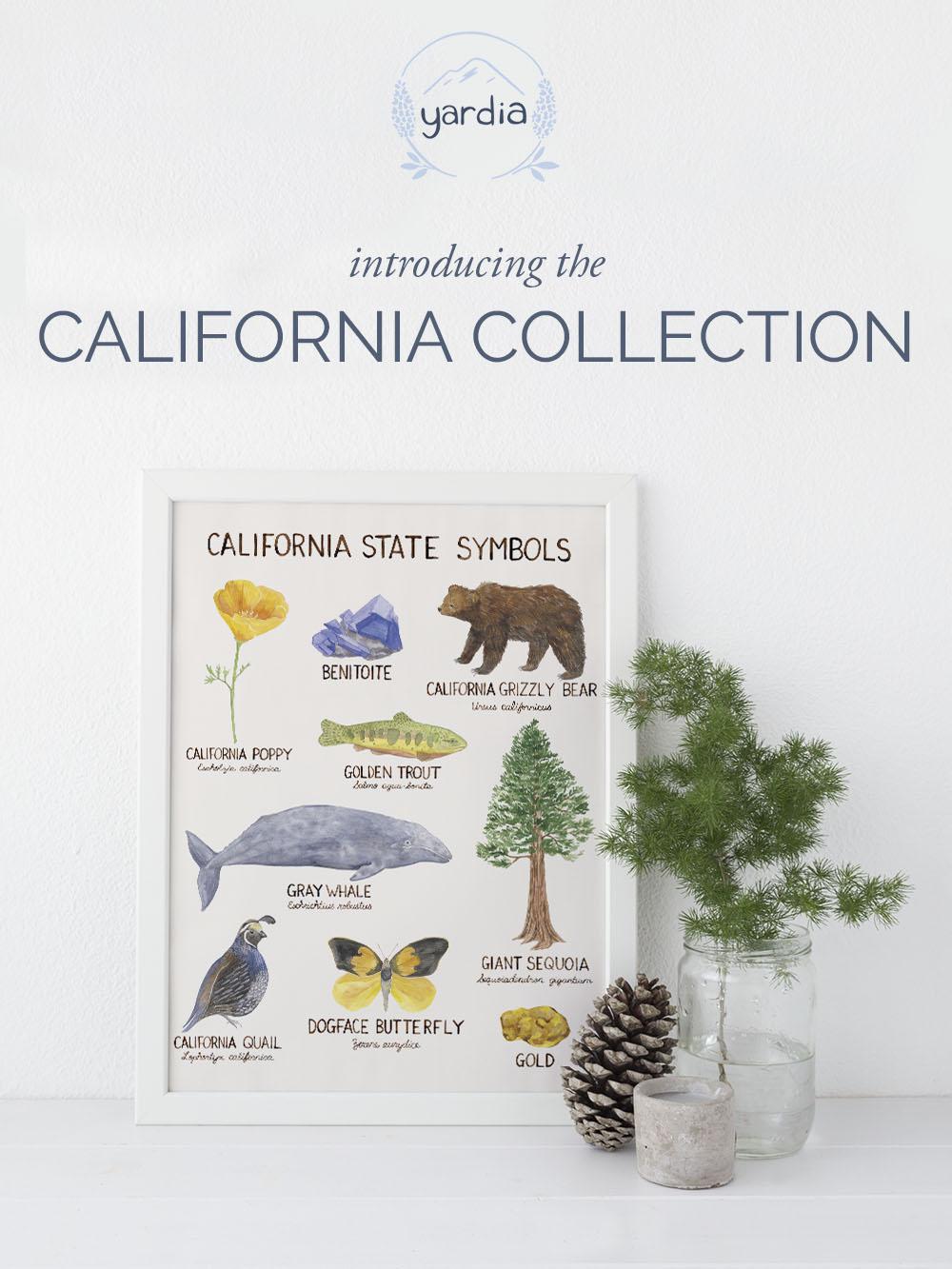 Yardia-california-print