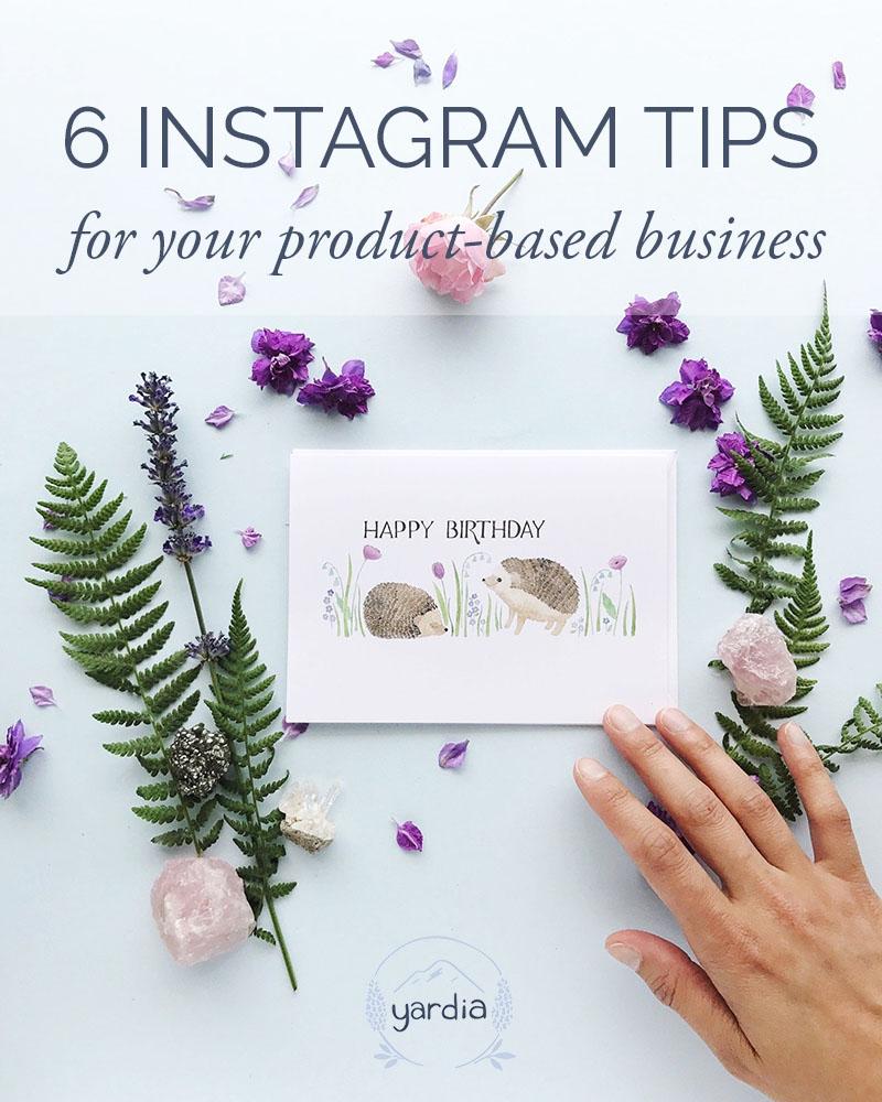 Instagram Tips for Etsy sellers