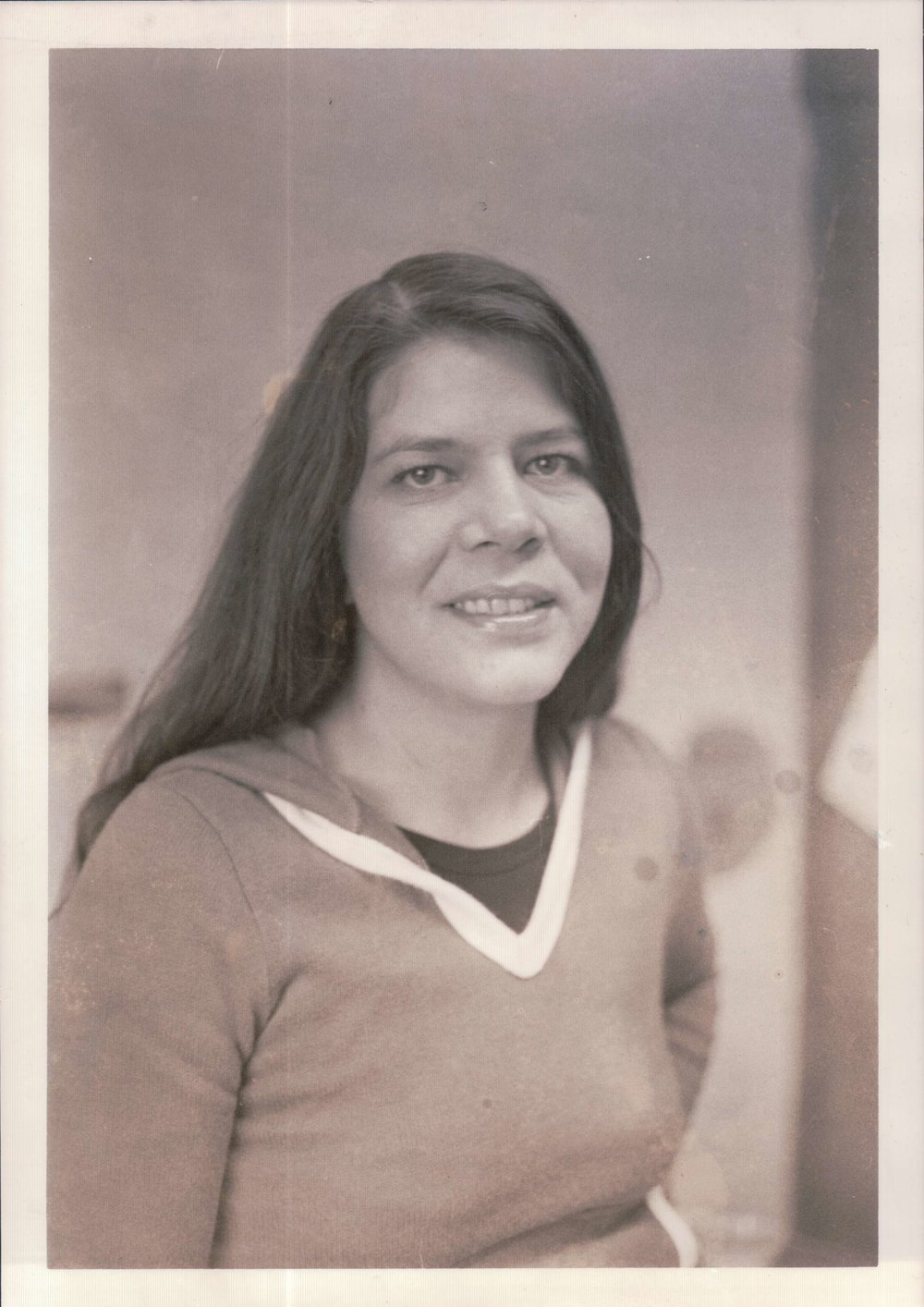 Young Wilma Mankiller