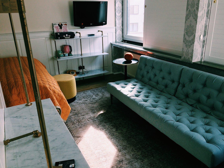 max brown midtown hotel // düsseldorf travel too far - blog