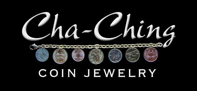 Cha-Ching Coin Jewelry