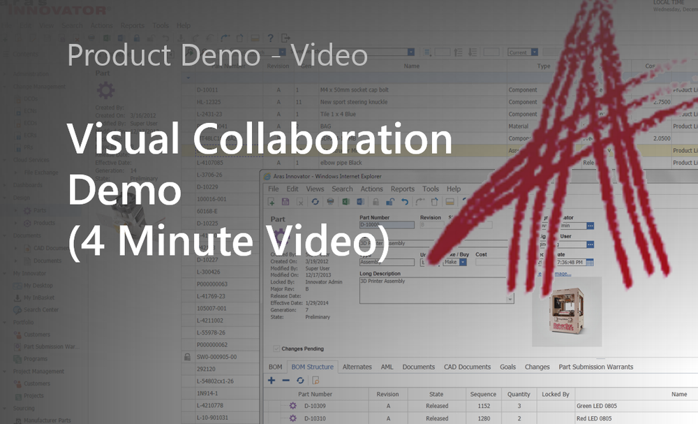 Visual Collaboration Demo (4 Minute Video) — The vdR Group