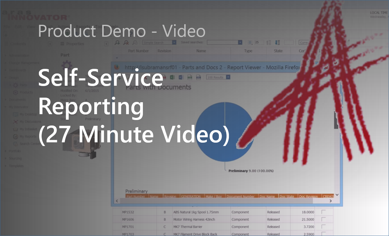 Self Service Reporting 27 Minute Video The Vdr Group Wiring Harness Documentation