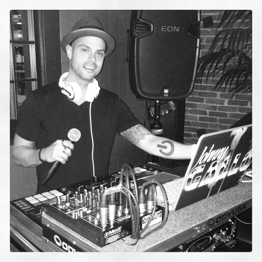 "DJing ""Criminal Minds"" Season 11 Wrap Party"