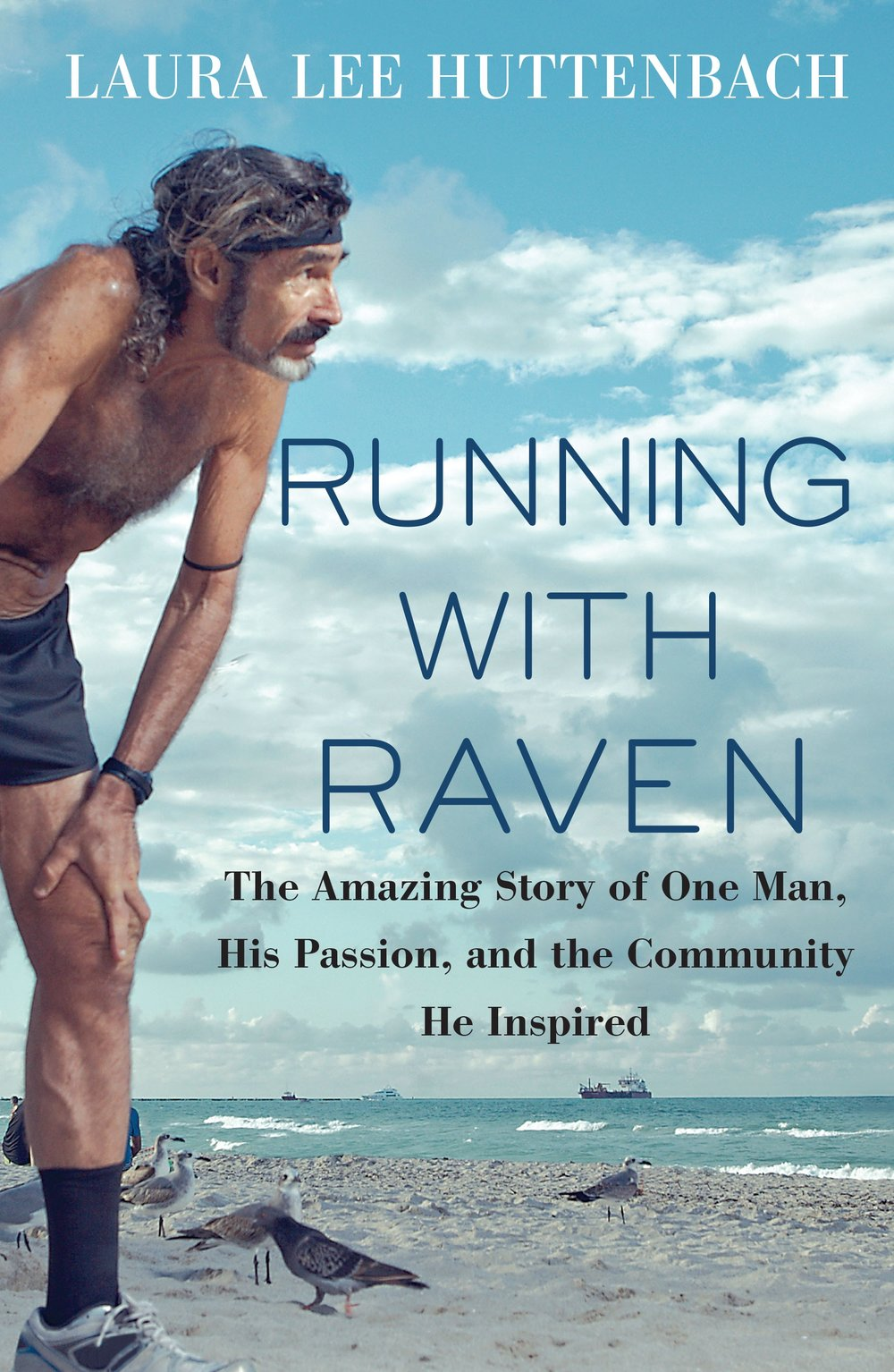 Running with Raven Cover