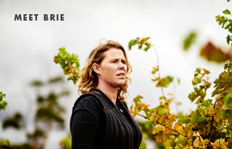 Brie Hughes Champion Winemaker