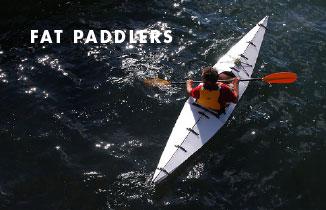 Life's Short Paddle Hard