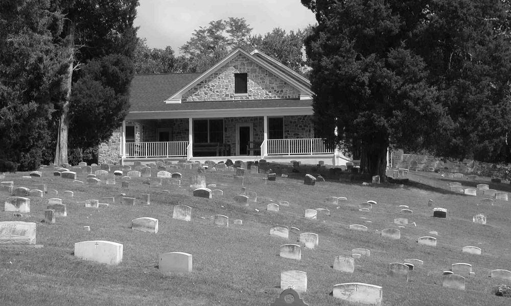 MeetinghouseWestB&W
