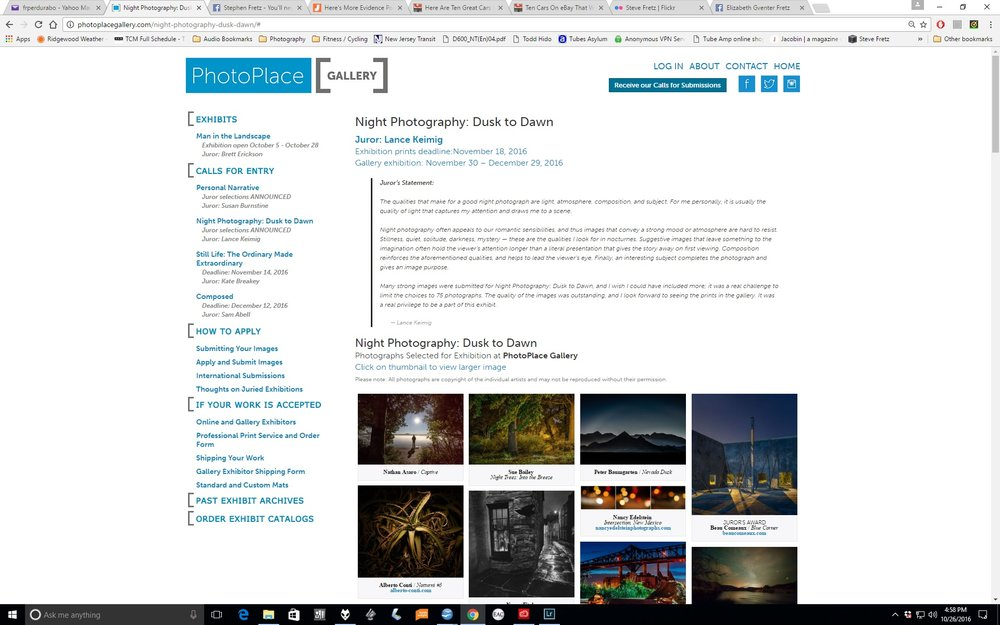 My photo is 3 over, 3 down.  Go view for yourself at:  http://photoplacegallery.com/night-photography-dusk-dawn/#
