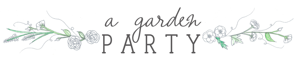 Blog for A Garden Party Florist Wedding BlogA Garden Party