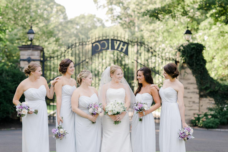 Philadelphia Wedding Florist Jen Ryan At The Huntingdon Valley Country Club