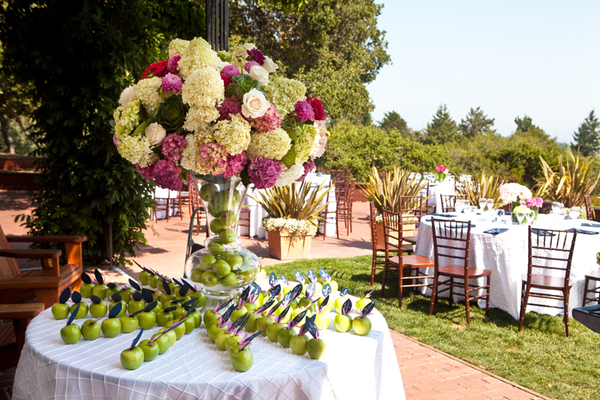 Creative Place Card Tables Share Your Ideas A Garden Party