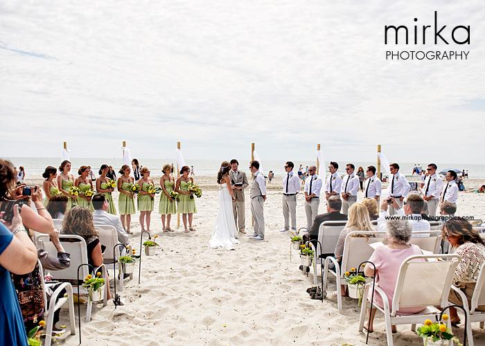 Jersey Shore Florist Jenna And Drew S Wedding At Golden Inn In