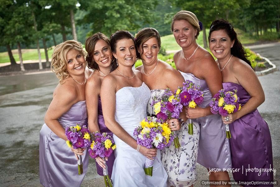 South Jersey Wedding Florist: Running Deer Golf Club Wedding — A ...