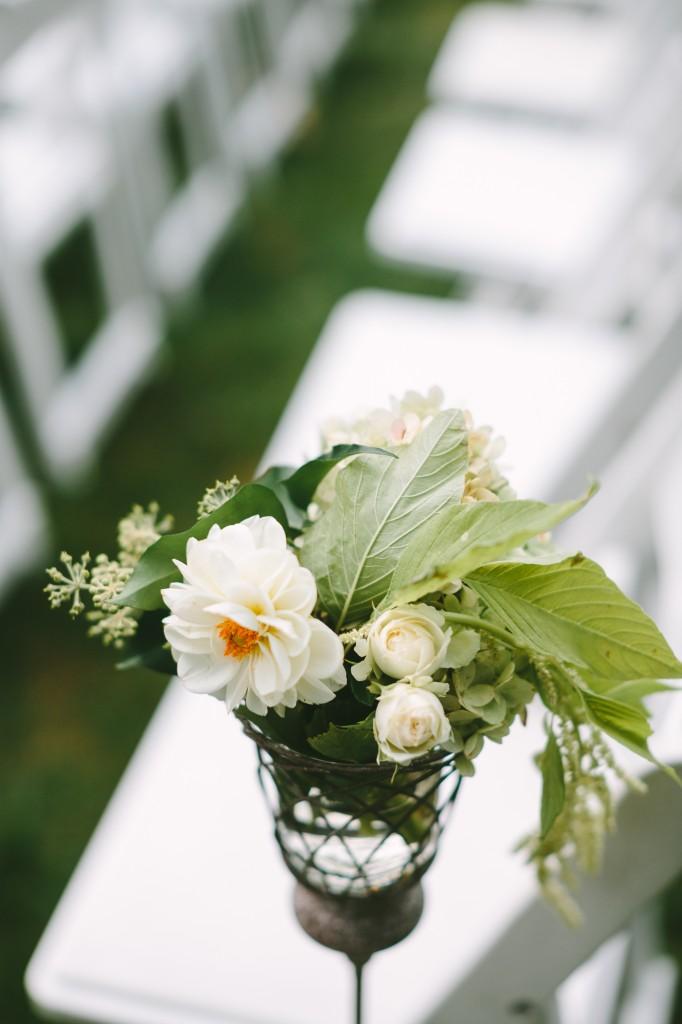 Philadelphia Wedding Florist - A Garden Party at The Appleford Estate