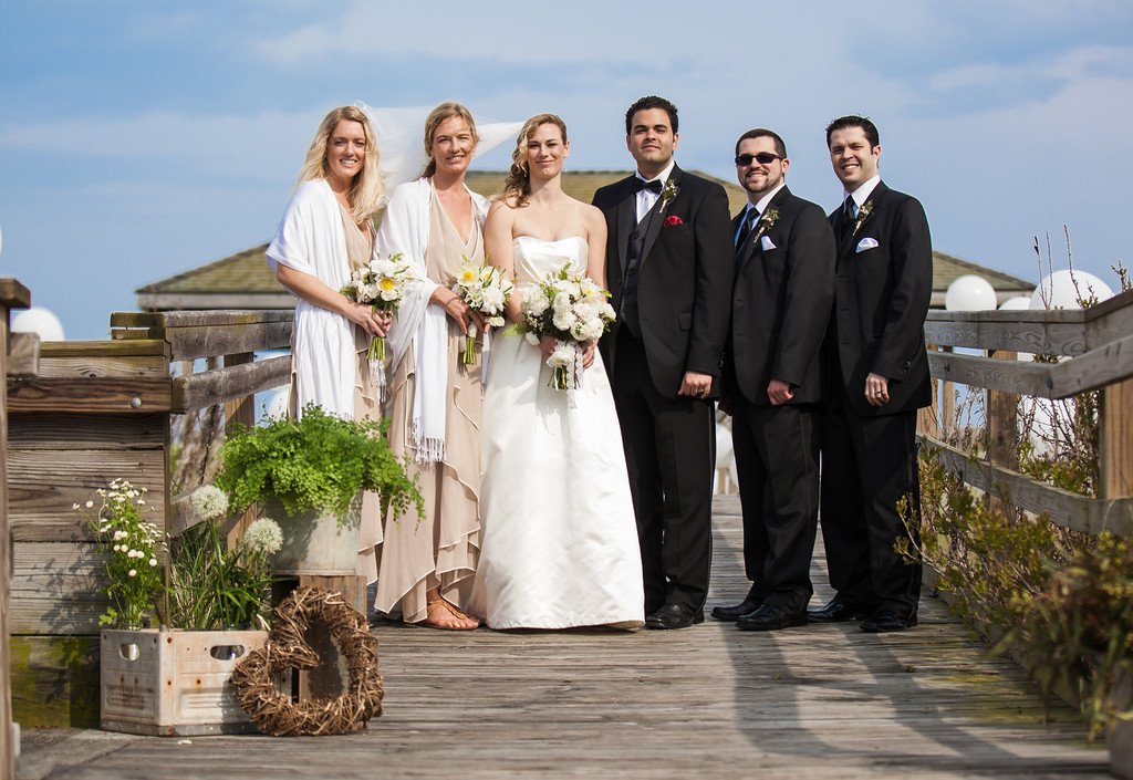 Jersey Shore Wedding Florist - A Garden Party