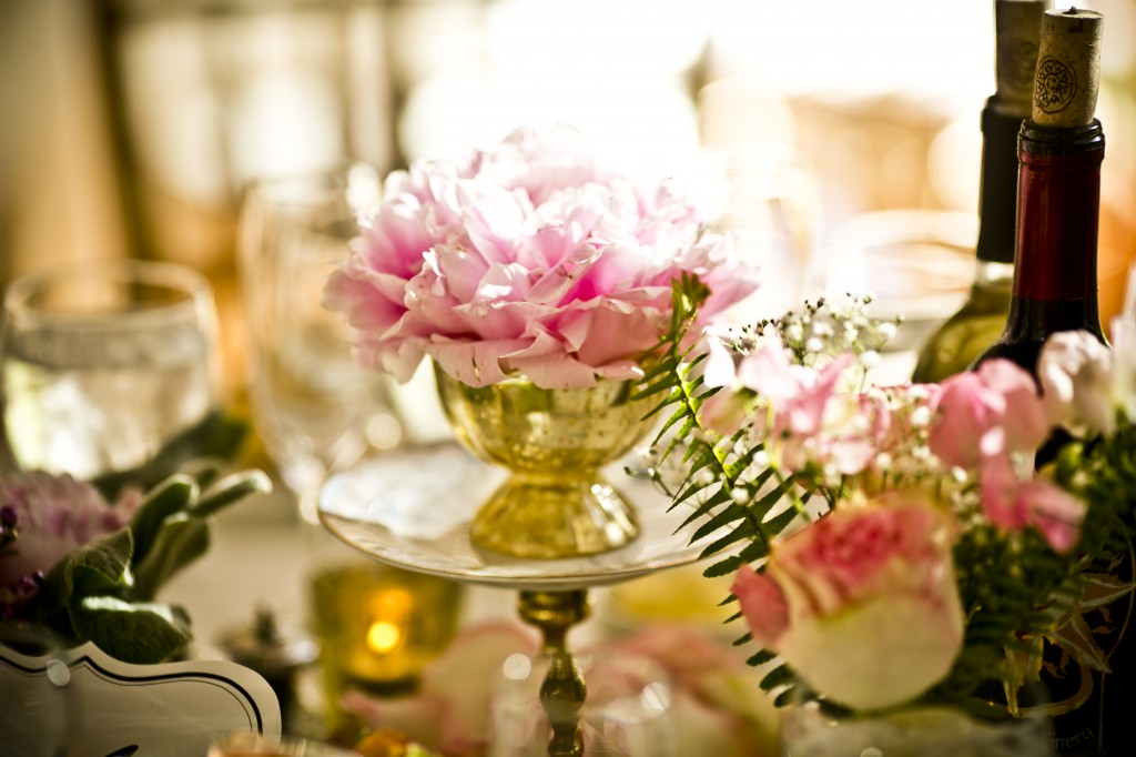 Cape May Wedding Florist - A Garden Party